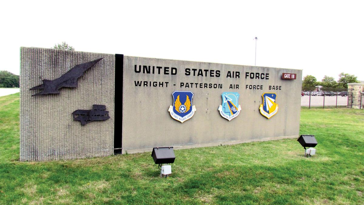 Air Patterson Base Wright Force