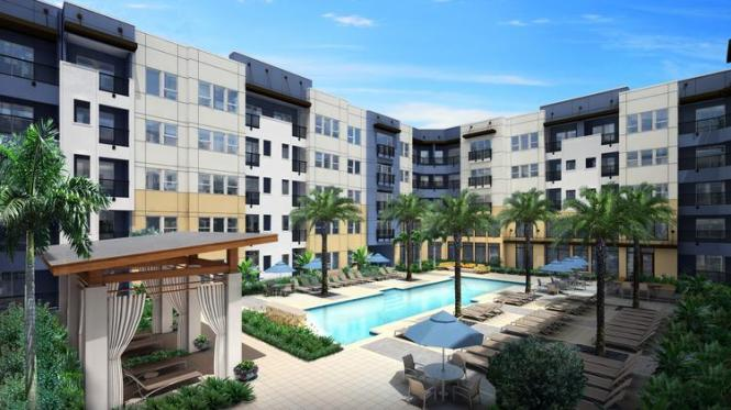 Richman Group Breaks Ground On Aurora Apartments In Downtown