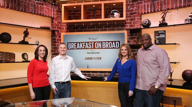 Jillian Mele Breakfast Broad Twitter