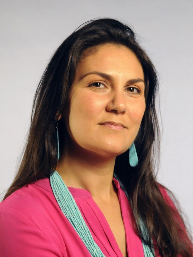 Britta Guerrero is CEO of the Sacramento Native American Health Center.