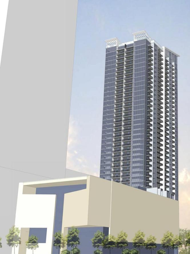 Childress Klein Starts Work On Charlotte Apartment Tower