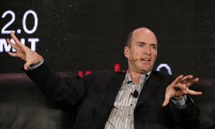 Andreessen Horowitz Partner Ben Horowitz says the fundraising environment for startups is particularly tough today. He says investors are increasingly pushing for more equity for less capital, and founders need to be OK with that.