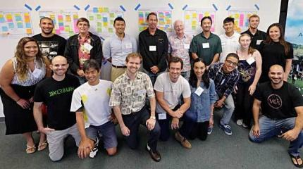 XLR8UH, University of Hawaii's proof of concept center/venture accelerator, was awarded a federal grant to strengthen its commercialization projects across the state.