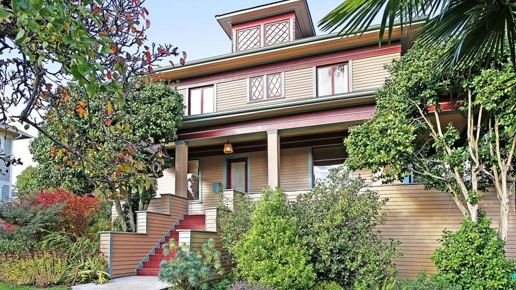 Craftsman-style houses, such as this one in Ballard, tend to catch the eyes of buyers, according to a new study by Zillow.