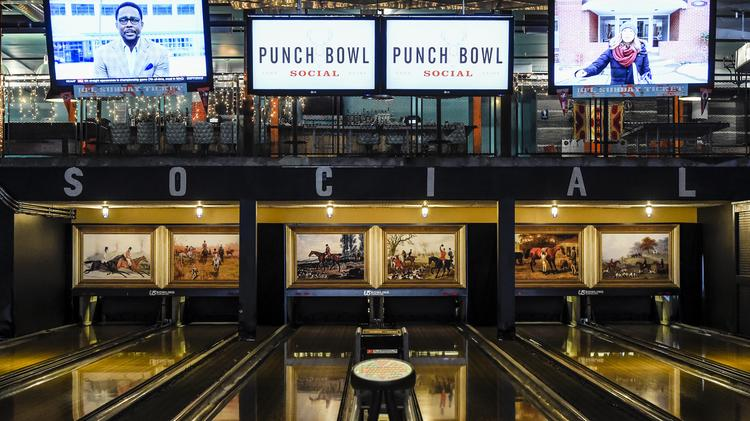 A look at Punch Bowl Social in Denver, Colorado. A similar concept is coming to Birmingham's Five Points South district.