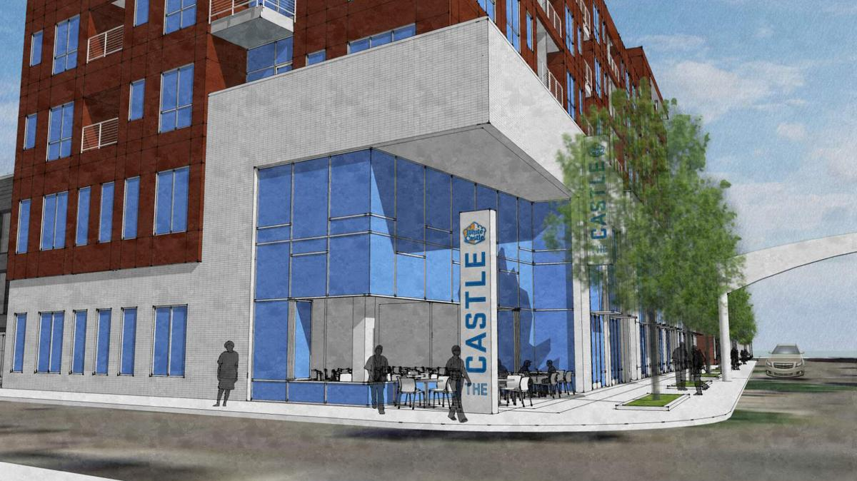 8 Story White Castle Project In Short North Gets Approval