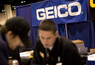 Geico is moving into a large new Houston office space.