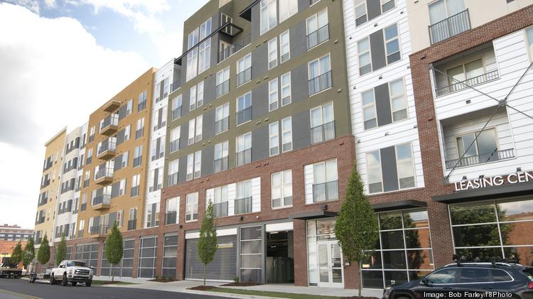 The Venue at the Ballpark apartments is one of the new Class A multifamily properties that opened–and sold to investors– in 2016.