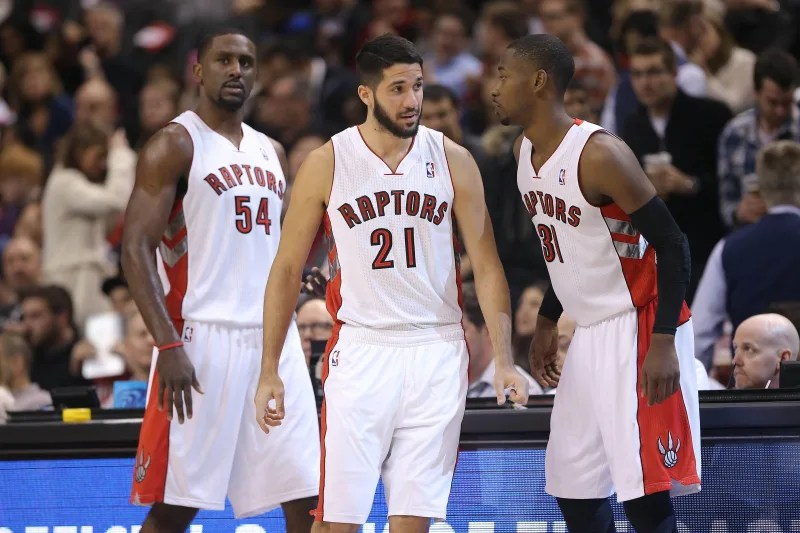 Will Greivis Vasquez, Patrick Patterson Be in the Toronto Raptors' Future?  | Bleacher Report | Latest News, Videos and Highlights