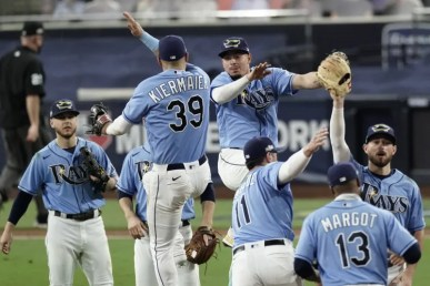 Tampa Bay Rays Are MLB's Playoff Villain Slayer | Bleacher Report | Latest  News, Videos and Highlights
