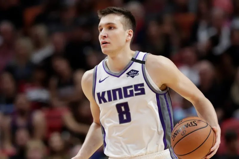 Bogdan Bogdanovic Reportedly Acquired by Bucks in Sign-and-Trade with Kings  | Bleacher Report | Latest News, Videos and Highlights
