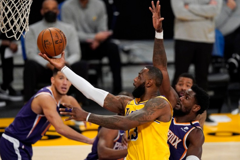 Lakers' Complete Guide to 1st-Round Playoff Series vs. Suns | Bleacher  Report | Latest News, Videos and Highlights