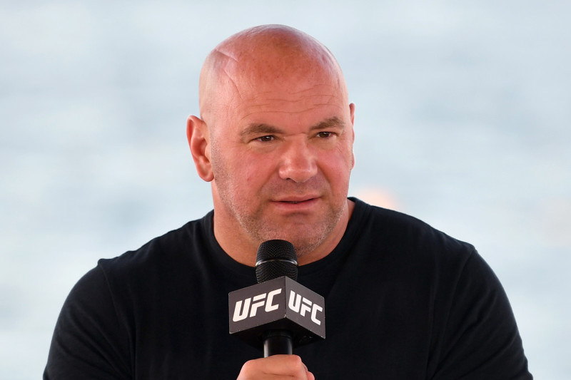UFC president Dana White says UFC looking for backup fighter for Conor McGregor vs. Dustin Poirier trilogy fight