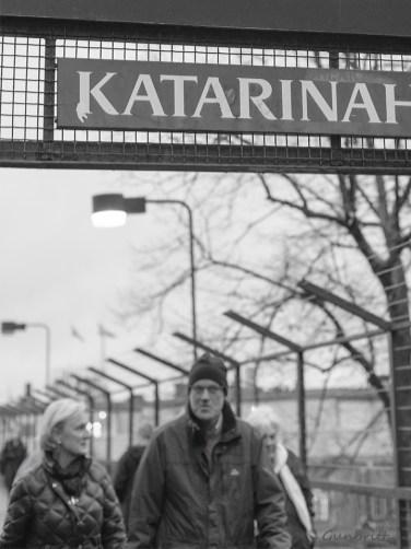 Katarinahissen av Gunbritt