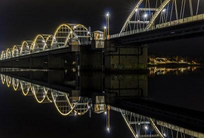 Tänt var det här - Bergnäsbron i Luleå av Margareta