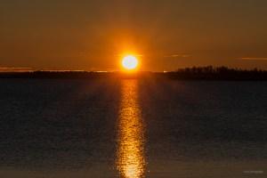 Solen uppgången 07.19 30 okt 2016