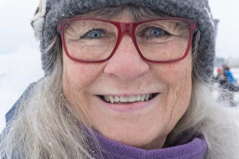 Cricco med Luleå on ice - Margareta