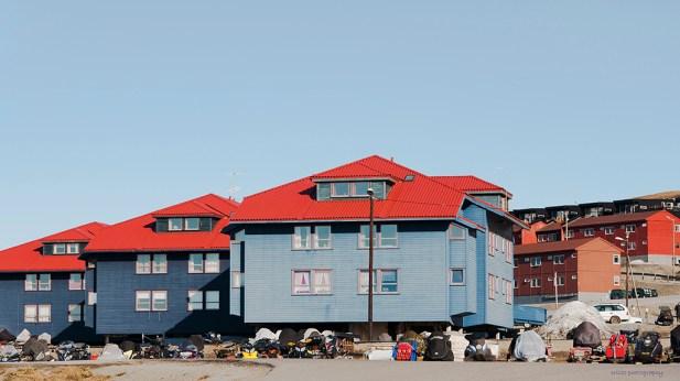Bostäder Longyearbyen