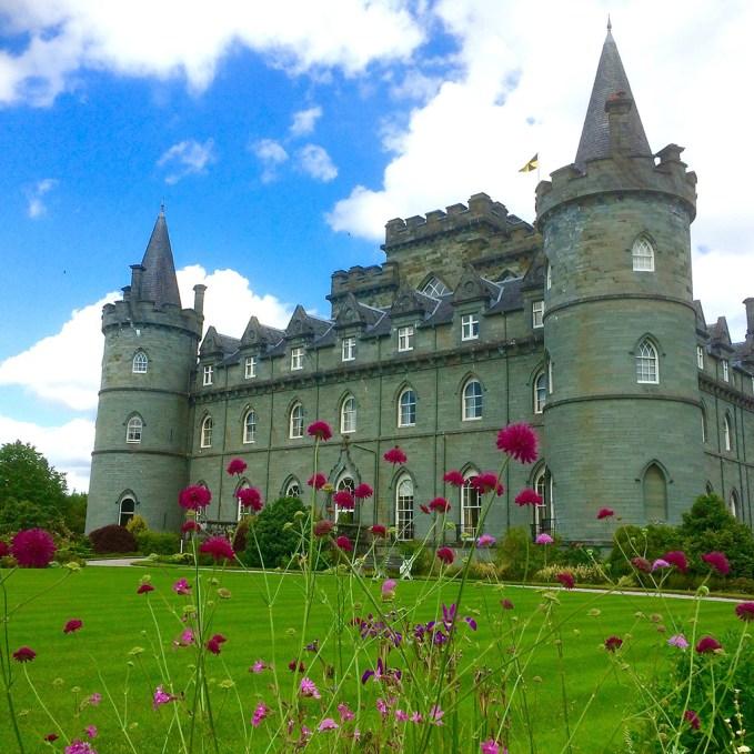 Slott i Skottland