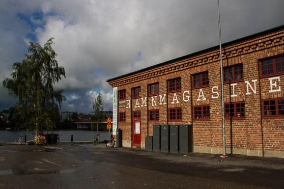 Hamnmagasinet i Umeå
