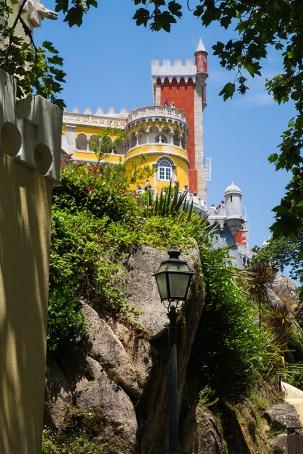 Slott2, Portugal