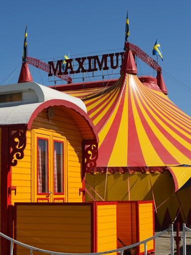Tema 31 - Cirkus