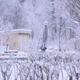 Vintervila - av Margareta
