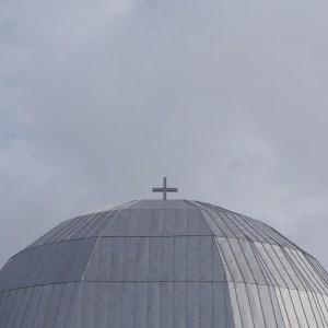 Luleås vackraste kupol. Ewa