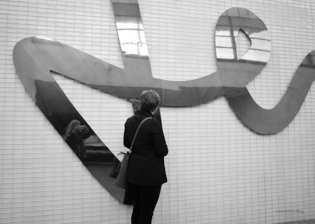 Eva med fotograf - Cricco