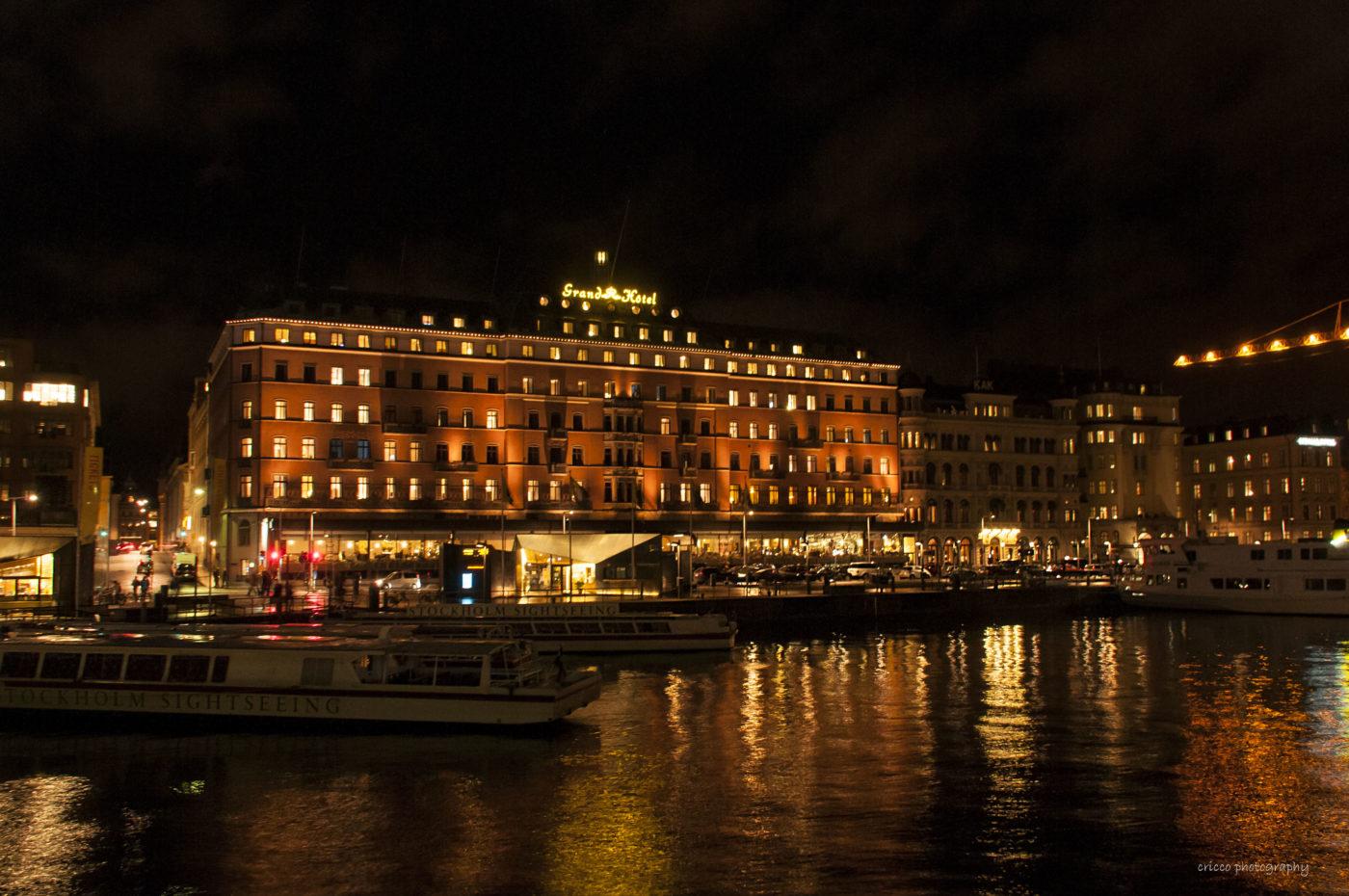 Grand Hotel - Cricco