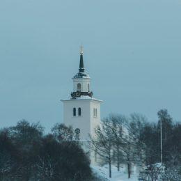 27 december - Cricco Sköns Kyrka