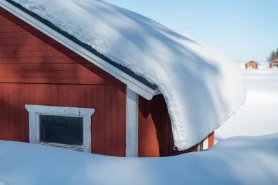 Snöisolerat - av Margareta