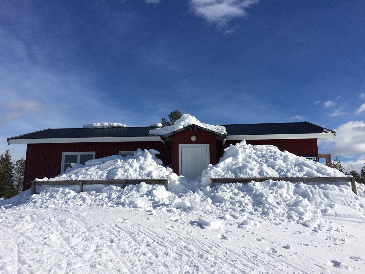 Snö och vinter - av Eva