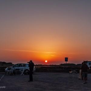 Solnedgång Öland - Cricco