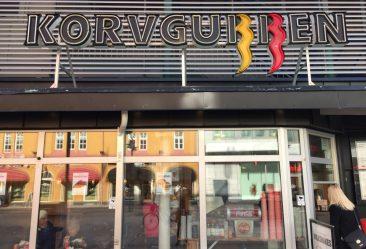 25 september - jag har alltid gillat Korvgubbens logga.