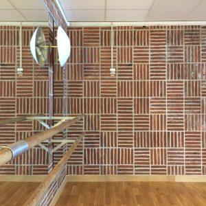 14 september - Spegelsalen i Pontusbadet.
