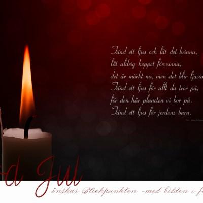 God Jul - av Margareta