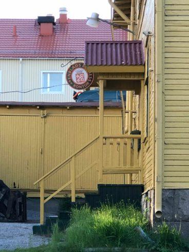 Enblads express på Varvet - av Ewa