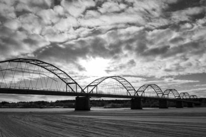 Gäddviksbron - av Eva