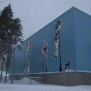 Arcushallen, Karlsvik - av Eva