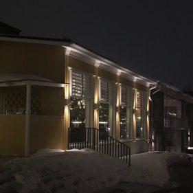 En feb-kväll i Centrala stan - av Malin