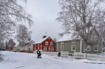 Östermalm, Luleå -av Margareta