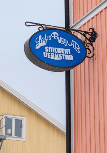 Bergviken, Luleå -av Margareta