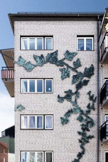 Centrum Luleå -av Margareta