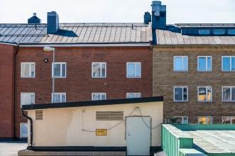 Nästan takåsar, Centrum Luleå -av Margareta