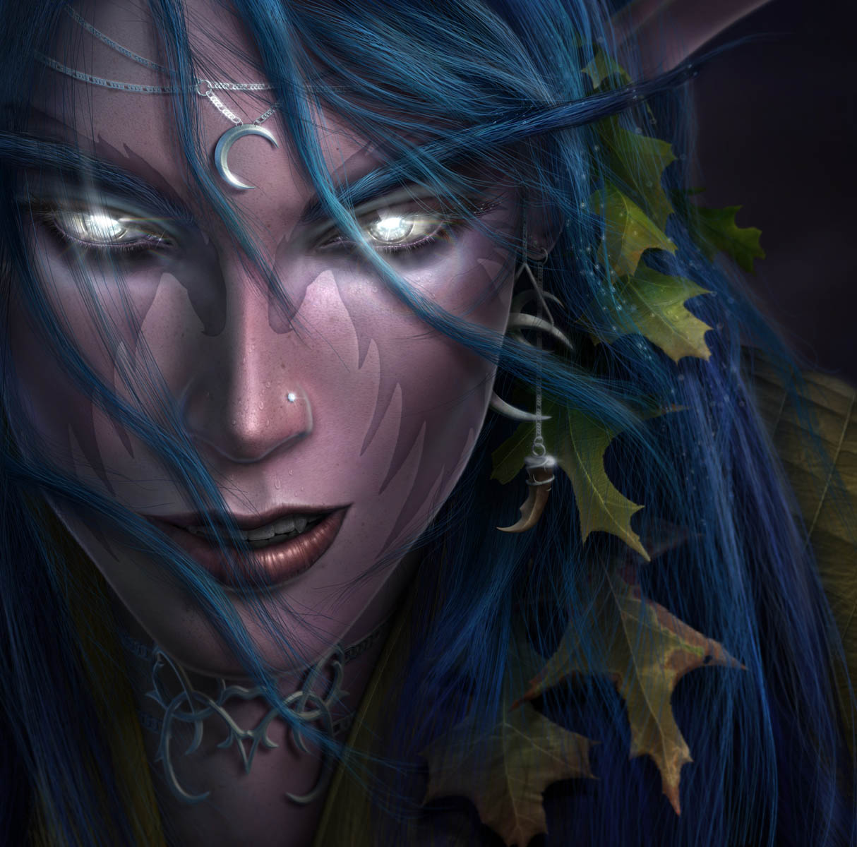 World Of Warcraft On Pinterest Blood Elf Night Elf And