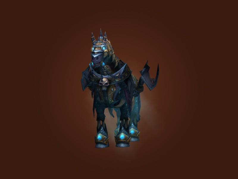 魔獸世界--成就座騎獲得一覽