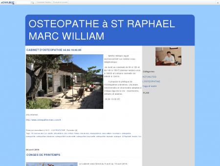 Les Ostopathes Saint Raphal Saint Raphal Dans Le Var