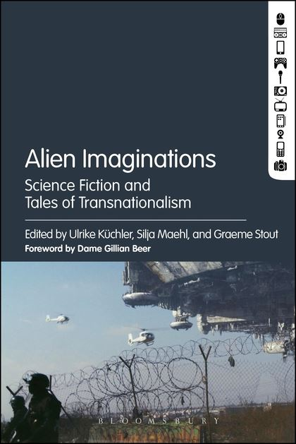 Alien Imaginations Cover