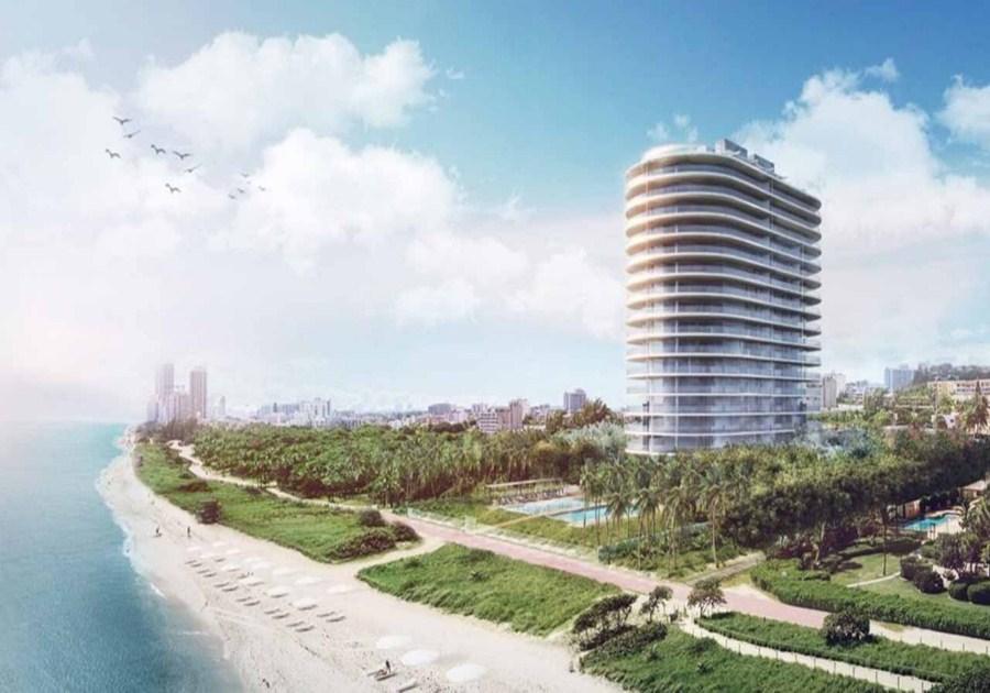 Eighty Seven Park Miami Beach New Condos For Sale